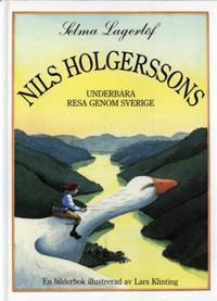 Nils Holgerssons underbara resa genom Sverige
