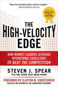 The High-Velocity Edge