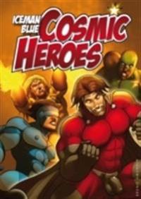 Iceman Blue Cosmic Heroes
