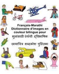 Francais-Marathi Dictionnaire D'Images En Couleur Bilingue Pour Enfants