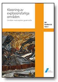 SEK Handbok 426 - Klassning av explosionsfarliga områden - Områden med explosiv gasatmosfär