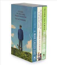 The Fredrik Backman Box Set: A Man Called Ove, My Grandmother Asked Me to Tell You She's Sorry, and Britt-Marie Was Here