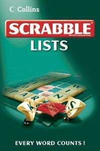 Collins Scrabble Lists