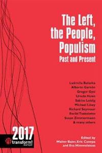 The Left, the People, Populism: Past and Present: Transform! 2017