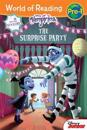 Vampirina: The Surprise Party [With Stickers]