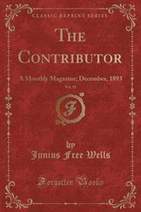 The Contributor, Vol. 15