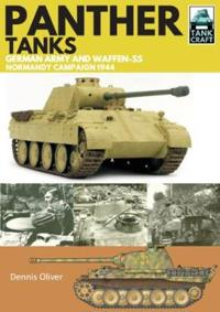 Panther tanks - germany army and waffen ss, normandy campaign 1944