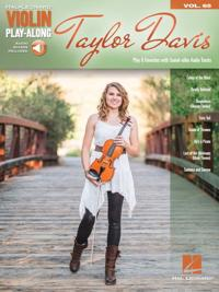 Taylor Davis: Violin Play-Along Volume 65