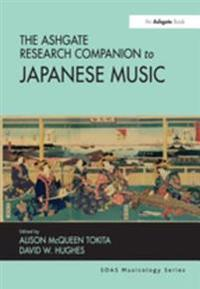 Ashgate Research Companion to Japanese Music