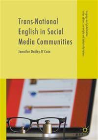 Trans-National English in Social Media Communities