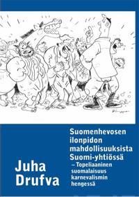 Suomenhevosen ilonpidon mahdollisuuksista Suomi-yhtiössä