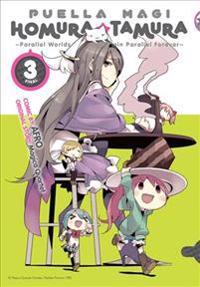 Puella Magi Homura Tamura, Vol. 3