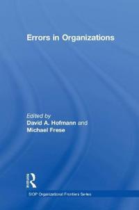 Error in Organizations