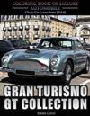 Gran Turismo, GT Collection: Automobile Lovers Collection Grayscale Coloring Books Vol 4: Coloring Book of Luxury High Performance Classic Car Seri