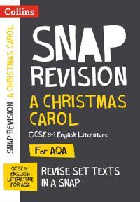 Christmas carol: aqa gcse english literature text guide