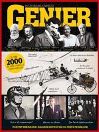 Historiens største genier - Jack Challoner | Inprintwriters.org