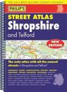 Philips street atlas shropshire and telford