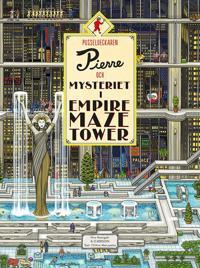 Pusseldeckaren Pierre och mysteriet i Empire Maze Tower