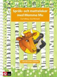 Språk- och mattelekar med Mamma Mu Lärarhandledning, Rev