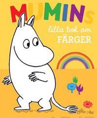 Mumins lilla bok om färger