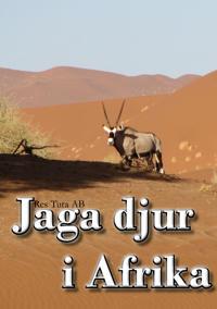 Jaga djur i Afrika