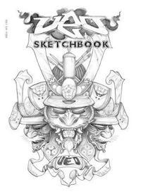 Ueo Tattoo Sketchbook