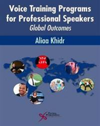 Voice Training Programs for Professional Speakers