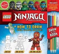 How to Draw Ninja, Villains, and More!