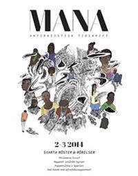 Tidskriften Mana 2014: 2-3 : Svarta röster & rörelser