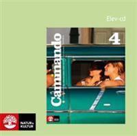 Caminando 4 Elev-cd, fjärde upplagan