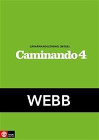 Caminando 4 Lärarhandledning Webb, fjärde upplagan
