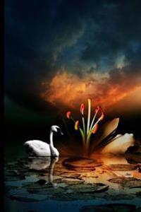 Journal Dark Swan Artistic Design: (Notebook, Diary, Blank Book)