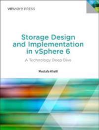 Storage Design and Implementation in vSphere 6