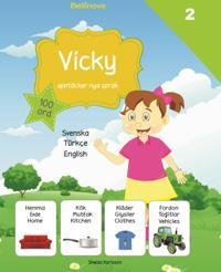 Vicky upptäcker nya språk : turkiska