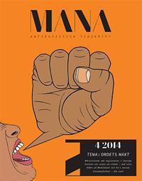 Tidskriften Mana 2014: 4 : Ordets makt