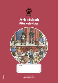 Vips Arbetsbok förskoleklass - Lena Hultgren pdf epub