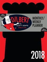 Dilbert 2018 Monthly/Weekly Planner Calendar