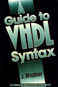 A Guide to Vhdl Syntax