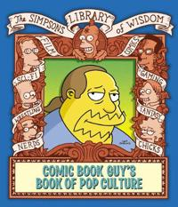 Comic Book Guy's Book of Pop Culture