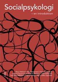 Socialpsykologi : en introduktion