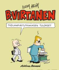 B. Virtanen - Työilmapiiritutkimuksen tulokset