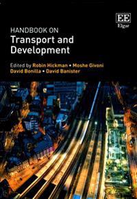 Handbook on Transport and Development