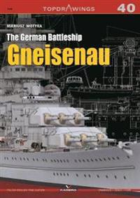 The German Battleship Gneisenau