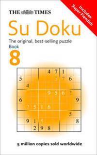Times Su Doku Book 8
