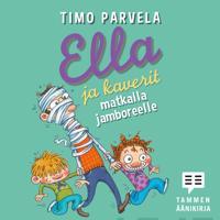 Ella ja kaverit matkalla jamboreelle (cd)