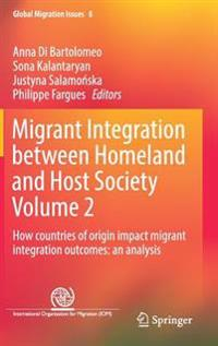 Migrant Integration between Homeland and Host Society