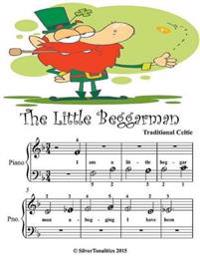 Little Beggarman - Beginner Tots Piano Sheet Music