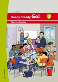 Ready Steady Go! 3 Lärarpaket - Digitalt + Tryckt