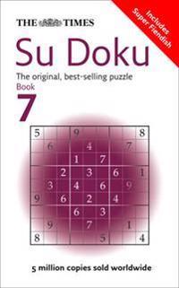 Times Su Doku Book 7