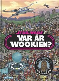 Star Wars. Var är wookien?